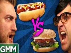 Hot Dogs Vs
