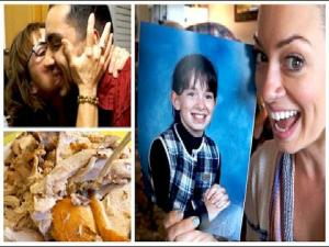 Thanksgiving Dinner Vlogtober Day 12