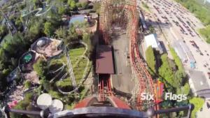 Tallest Fastest Steepest Roller Coaster Opens