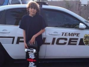 Cops Bust Curfew Breaking Teen Give Him A New Skateboard