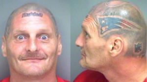Arrest Warrant Issued For Man With Tom Brady Helmet Tattoo