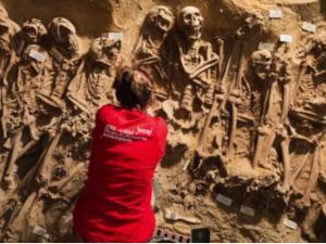 Mass Grave Found Under Paris Supermarket