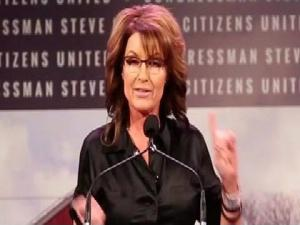 Sarah Palins Bizarre Iowa Rant After Teleprompter Fails