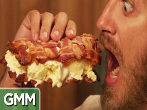 Ice Cream Sandwich Challenge