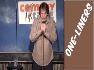 Stand Up Comedy By Vern James One Liners