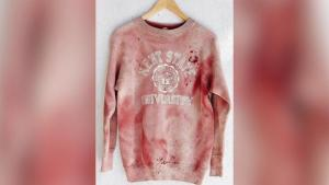 Urban Outfitters Apologizes For Bloody Vintage Kent State Sweatshirt