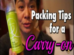 Tips To Pack Carry On