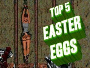 Top 5 Easter Eggs From The Early 90 S