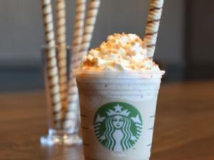 Cookie Straw Starbucks