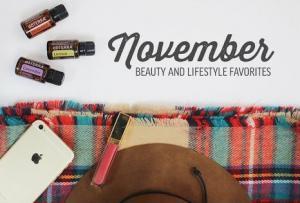 November Favs