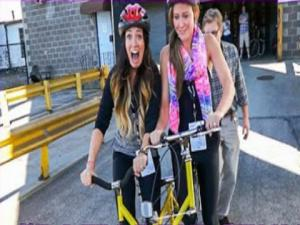 Crazy Bike Stunts Vlogtober Day 2