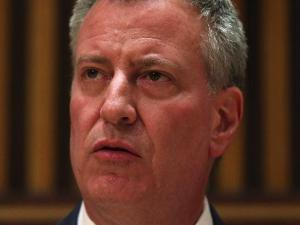 Mayor Accidentally Ccs Reporter On Rant About Nyc Subway Delay