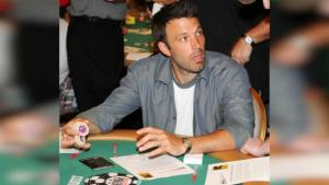 Ben Affleck Folds Admits To Counting Cards