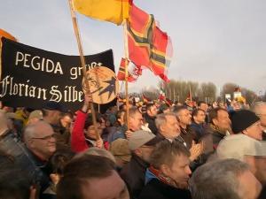 Far Right Politician Wilders Attempts To Boost Pegida