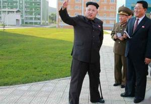 Kim Jong Un Reappears In Public After Six Week Absence