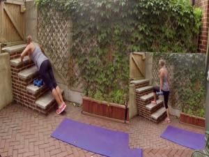 Plus Size Beginner Workout Follow Along 1