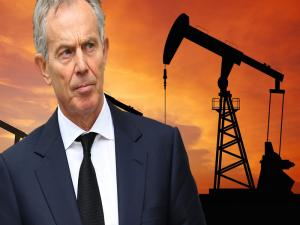 Thelip Tony Blair Secret