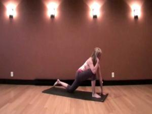Tone Up Your Thighs With Yoga Routine Efit 30