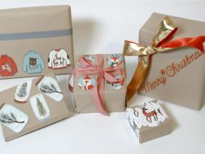 Gift Wrapping Creative Holiday Ideas