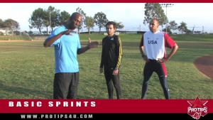 Track Field Tips Basic Sprints With Khadevis Robinson 10034514 By Protips 4 U