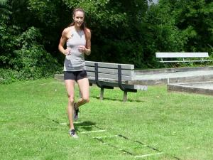 Quick Agility Training Workout