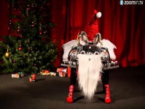 Autonomous Christmas How Robots Celebrate The Holidays