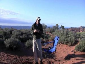 Camping At Canyonlands National Park