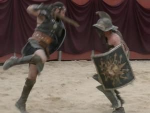 The Nation Of Bullfighting Switches To Gladiator Fights