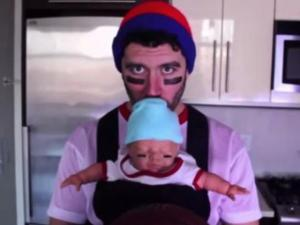 Guy Crowdfunds To Produce Creepy Baby Thermos