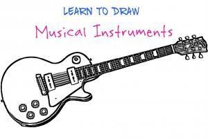 Draw Guitar