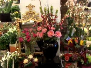 Wedding Flower Arangement