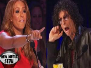 Americas Got Talent Judge Howard Stern Disses Mel Bs Spice Girls