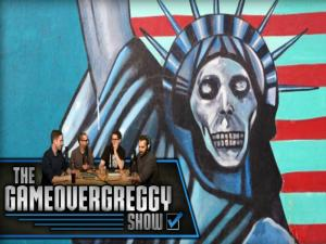 Anti Americanism The Gameovergreggy Show Ep