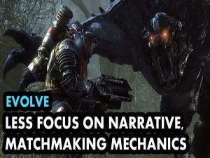 Evolve Less Focus On Narrative But More Awesome Co Op