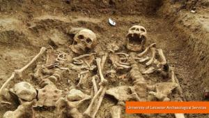 Corpses Found Holding Hands After 700 Years