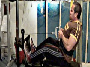 Home Gym Back Workout For Mass