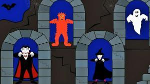 Spooky Spooky Halloween Song