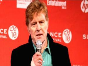 Sundance Fest Robert Redford And Paradise For Film