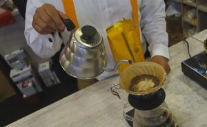 Its Coffee Time In Mexico City