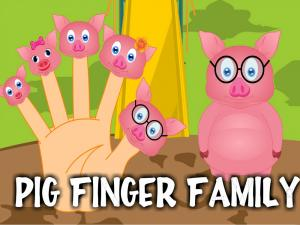 Pig Finger Family