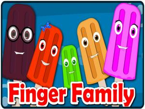 Popsicles Finger Famil