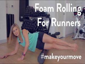 Foam Rolling For Runners