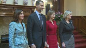 Spains King Felipe Vi Visits The Netherlands