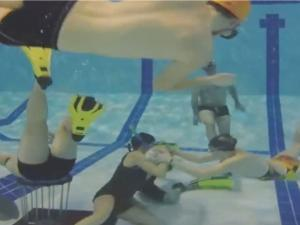 Underwater Rugby You Have To Forget About The Rules