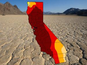 California Drought Emergency The New Normal