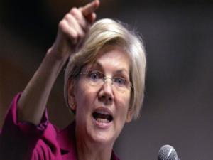 Thelip Elizabeth Warren
