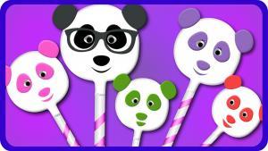 Easter Panda Pops