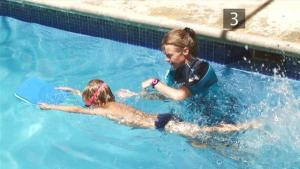 How To Perform Basic Swimming Strokes For Young Children 57 Years 10040272 By Videojug