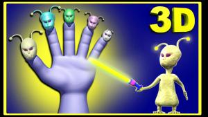 Finger Family Cartoon