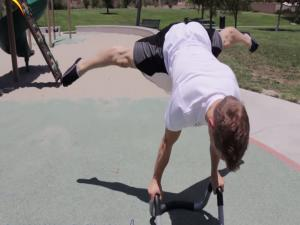 How To Learn A Gymnastics Planche 2